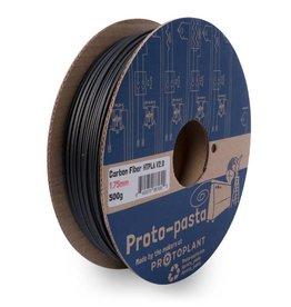 Proto-pasta 1.75 mm Carbon Fiber HTPLA filament, Black