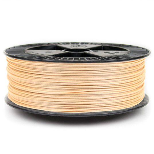 ColorFabb 1.75 mm PLA filament, Woodfill fine - Big Spool