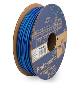 Proto-pasta 1,75 mm HTPLA filamento, Metallic Highfive Blue