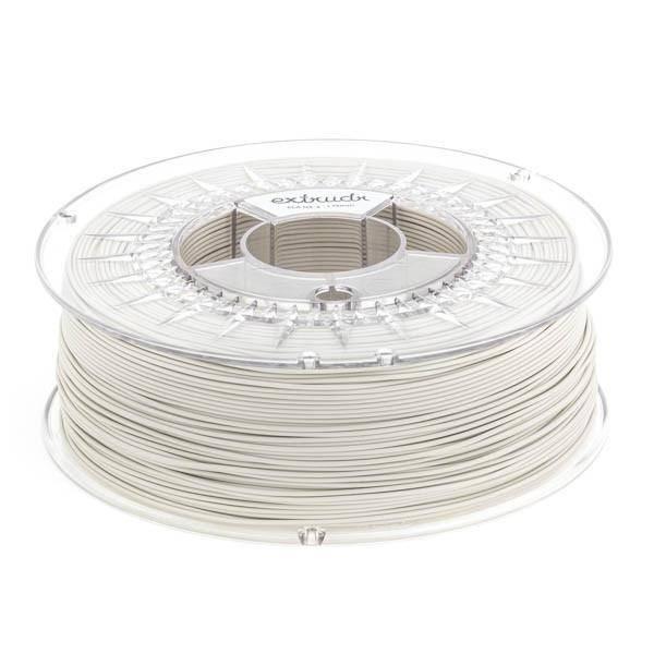 Extrudr 1,75 mm PLA NX2 filamento finitura opaca, Grigio