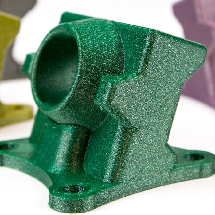 ColorFabb 1,75 mm nGen Lux filamento, Nature Green