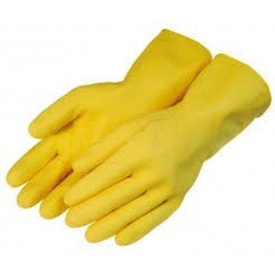 Rubber Handschoenen (L,XL)