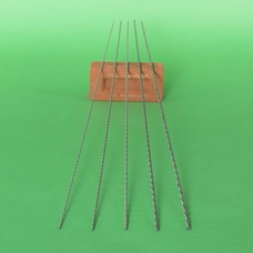 Thor Helical Spiraalanker RVS 1 meter