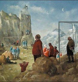 Topvoetbal - Wenskaart Marius van Dokkum