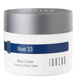 JANZEN Body Cream Blue 33 - JANZEN