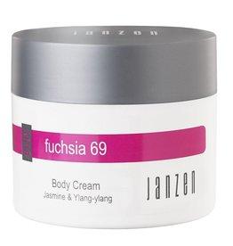 JANZEN Body Cream Fuchsia 69 - JANZEN