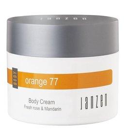 JANZEN Body Cream Orange 77 - JANZEN