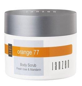 JANZEN Body Scrub Orange 77 - JANZEN