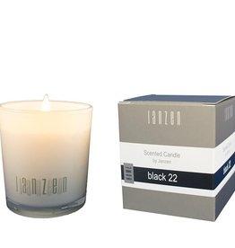 JANZEN Parfumkaars Black 22 - JANZEN