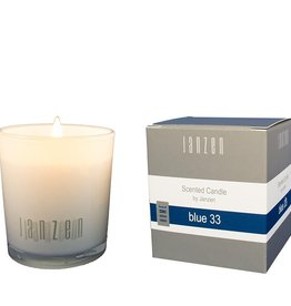 JANZEN Parfumkaars Blue 33 - JANZEN