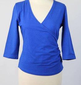 Froy & Dind Shirt Emilia Diep Blauw XS - Froy & Dind
