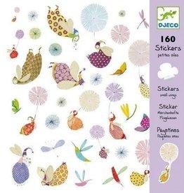 Djeco 160 Stickers Kleine Vleugels - Djeco