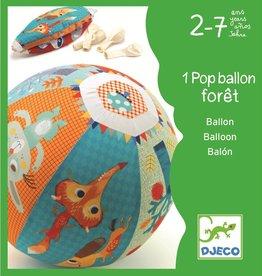 Djeco Stoffen Opblaasbare Ballon Bos - Djeco