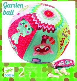 Djeco Stoffen Opblaasbare Ballon Tuin - Djeco