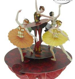Santoro London Ballet Pirouette - Santoro Pirouettes
