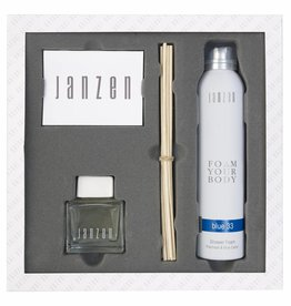 JANZEN Home & Body Giftset Blue 33 - JANZEN