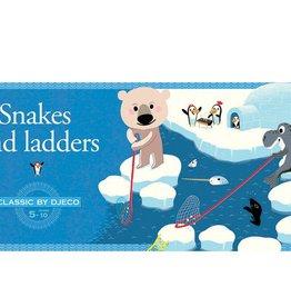 Djeco Slangen en Ladders Bordspel +5jr - Djeco