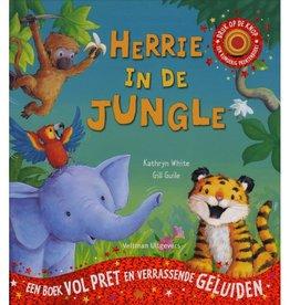 Herrie in de Jungle - Een boek vol pret en verrassende geluiden