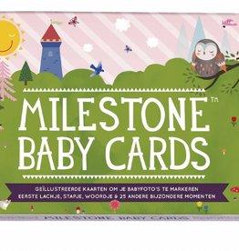 Milestone Baby Cards - Nederlandse Versie