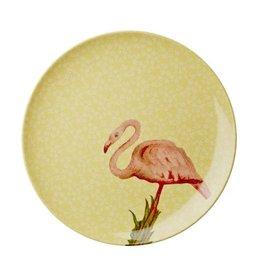 Rice Bord rond 20cm Flamingo - Rice