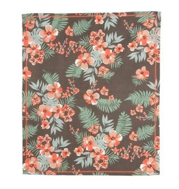 Theedoek Floral Cotton 55x65cm - Present Time