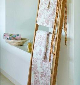 Pip Studio Handdoek groot Lacy Dutch 70x140cm Lila - Pip Studio