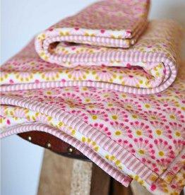 Pip Studio Handdoek Blooming Tails 55x100cm Wit - Pip Studio