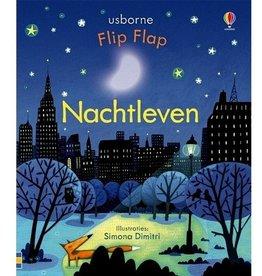 Flip Flap Nachtleven +1jr - Usborne Uitgeverij