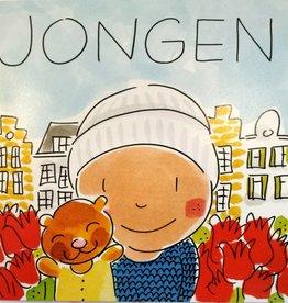 Blond Amsterdam Jongen - Wenskaart Blond Amsterdam
