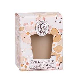 GreenLeaf Cashmere Kiss Geurkaars - GreenLeaf