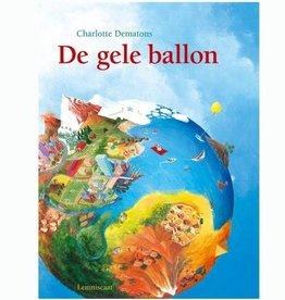 De Gele Ballon Kijkboek - Charlotte Dematons