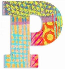 Djeco Houten Letter P - Djeco