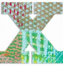 Djeco Houten Letter X - Djeco