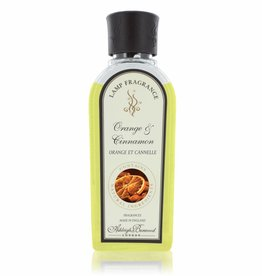 Ashleigh & Burwood Orange & Cinnamon 250ml Geurlampolie - Ashleigh & Burwood