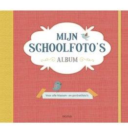 Deltas Mijn Schoolfoto's Album (rood) - Deltas