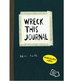 Wreck this journal NL editie - Keri Smith