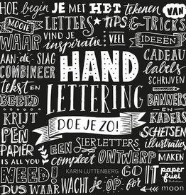 Hand Lettering doe je zo! - Karin Luttenberg