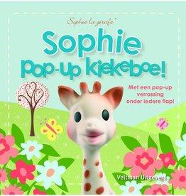 Sophie de Giraf Sophie de Giraf Pop-Up boekje: Kiekeboe! - Sophie de Giraf