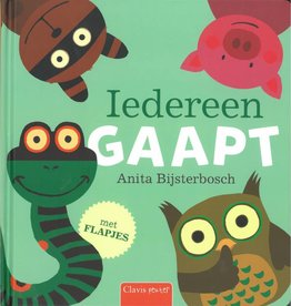 Iedereen Gaapt - Anita Bijsterbosch