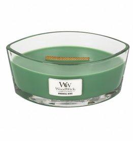"""WoodWick Kaars WoodWick """"Windowsill Herbs"""" Ellipse - WoodWick"""