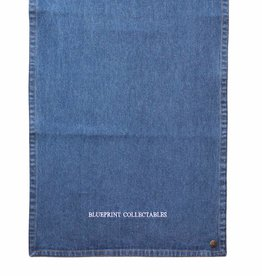 Laura Ashley Tafelloper 40x150cm Jeans - Laura Ashley