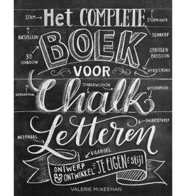 Het complete boek voor Chalkletteren - Valerie McKeehan