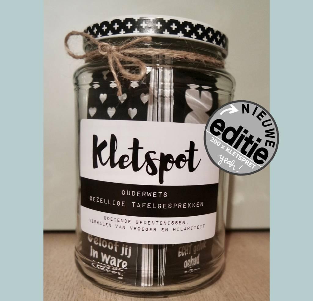 Kletspot Kletspot - 200 vragen en dilemma's