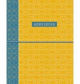 Deltas Adresboek A5 Patterns - Deltas