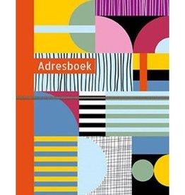 Deltas Adresboek A5 Multicolor - Deltas