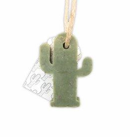 100% Leuk Cactus Zeep Groen - 100% Leuk