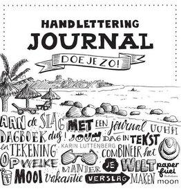 Handlettering Journal Doe je zo! - Karin Luttenberg