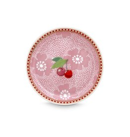 Pip Studio Theetip Dotted Flower 9cm Roze - Pip Studio