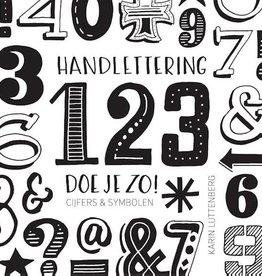 Handlettering 123 Doe je Zo! - Karin Luttenberg