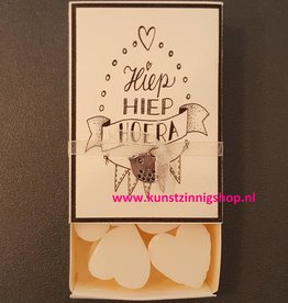 Soap in a Box - Hiep Hiep Hoera